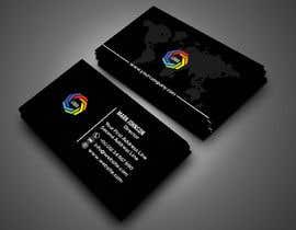 Nro 544 kilpailuun business card design käyttäjältä abushama1