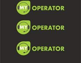 "narvekarnetra02 tarafından LOGO DESIGN FOR A BRAND ""MyOperator"" için no 88"