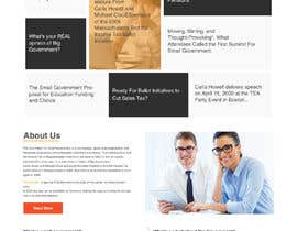#26 for New Design for existing CFSG Wordpress website by saidesigner87