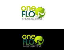 #111 для Logo Design for Precision OneFlow the automated print hub от pinky