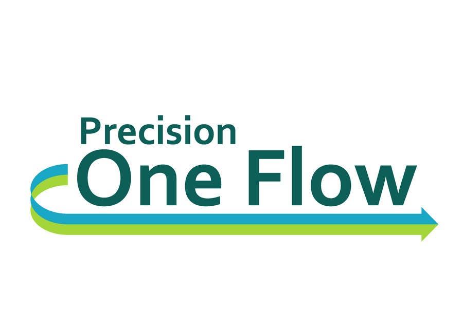 Bài tham dự cuộc thi #                                        36                                      cho                                         Logo Design for Precision OneFlow the automated print hub