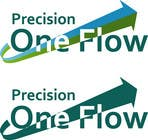 Graphic Design Contest Entry #42 for Logo Design for Precision OneFlow the automated print hub