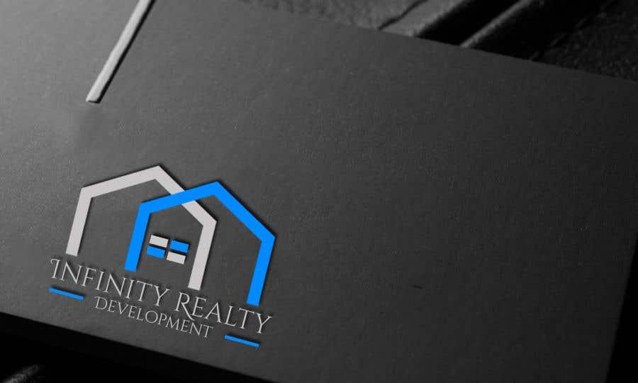 Penyertaan Peraduan #35 untuk Desing a logo for a real estate company