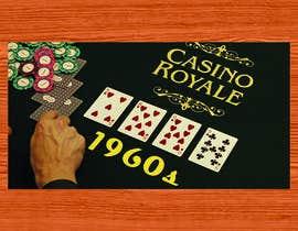 #35 for 1960s Casino FB Cover af Sabuj0
