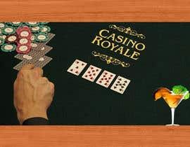 #44 for 1960s Casino FB Cover af Sabuj0