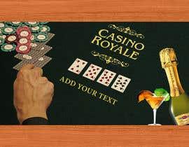 #46 for 1960s Casino FB Cover af Sabuj0