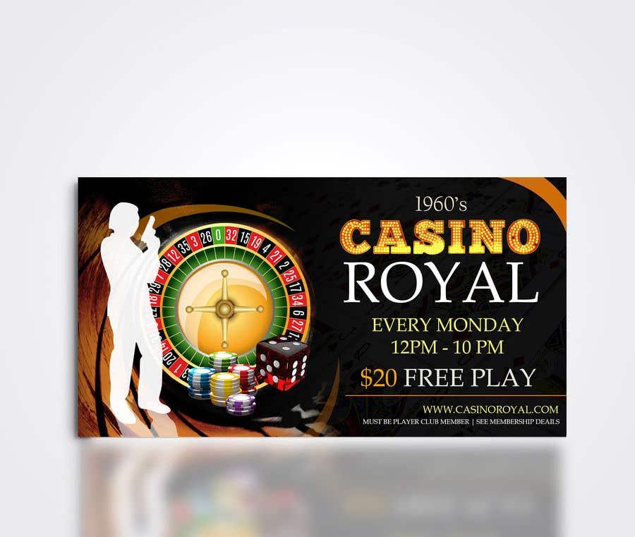 Конкурсная заявка №26 для 1960s Casino FB Cover