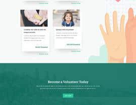 Nro 2 kilpailuun Web site for a non profit organisation käyttäjältä shahalaanjum