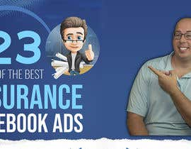 "#15 para Facebook Ad Graphic for ""Insurance Ads Swipe File"" por designeranis90"