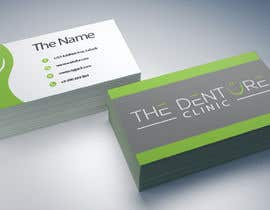 Mansourjahfal tarafından New business card for a Denture Clinic için no 9