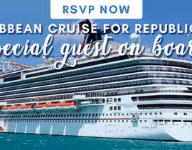 "#38 для Facebook Ad Graphic for ""Duval Trump Club Caribbean Cruise"" от dyloewiday"