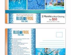 #34 для Pool Card Design от emastojanovska