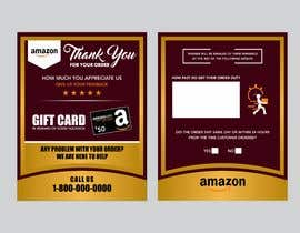 #42 untuk make me a Feedback flyer for my amazon orders oleh fhgraphix1