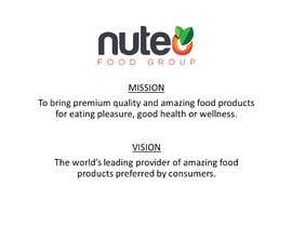 #30 cho Mission Statement/Vision Statement/Unique phrase for the company. bởi jongabad2