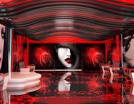 #39 for Designe, architect, interior design nightclub. af Hellscream67