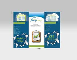 #14 for Make a business card, letterhead, and tri-fold brochure for website design and SEO company by lipiakhatun8
