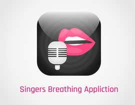 nº 41 pour Design a Logo for Singers Breathing Appliction par kamilasztobryn