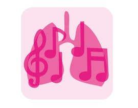 nº 47 pour Design a Logo for Singers Breathing Appliction par allreagray