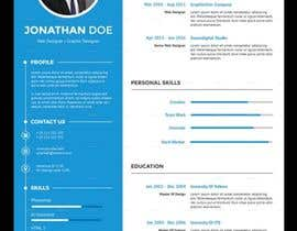 #16 for design resume (simple) by asmish
