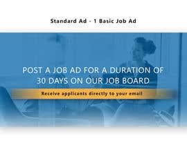 #1 untuk Ecover for Job Ad site oleh luqman47