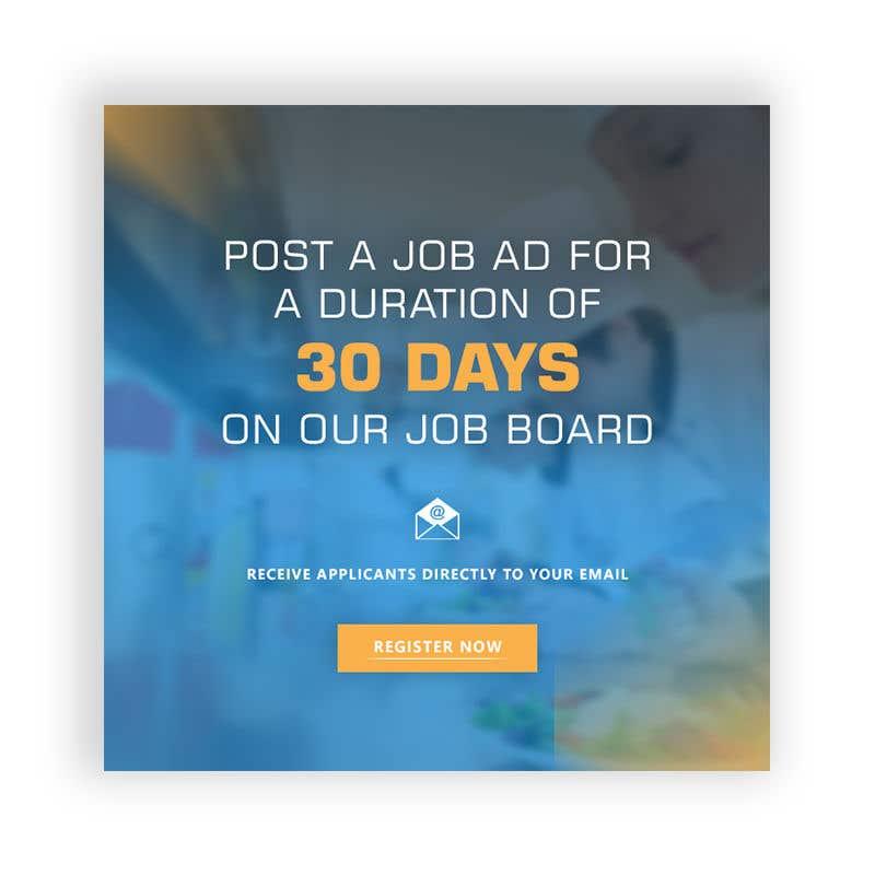 Penyertaan Peraduan #23 untuk Ecover for Job Ad site