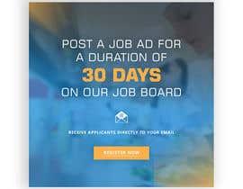 #23 untuk Ecover for Job Ad site oleh luqman47