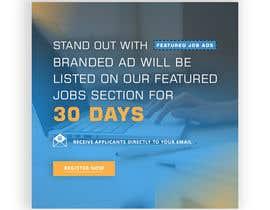 #25 untuk Ecover for Job Ad site oleh luqman47