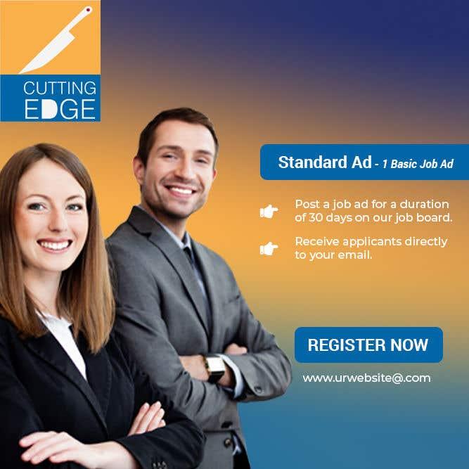 Penyertaan Peraduan #16 untuk Ecover for Job Ad site