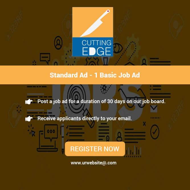 Penyertaan Peraduan #22 untuk Ecover for Job Ad site
