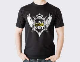 #281 for make a t-shirt design by BestDesgin