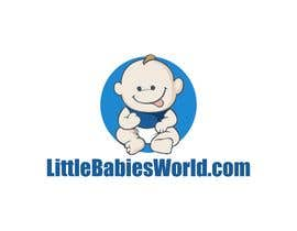 #58 for Little Babies Logo wanted by SHDDesign