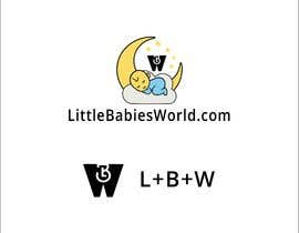 #63 for Little Babies Logo wanted af riadhmohammad76