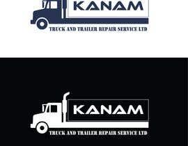 #17 cho Kanam Truck Repair bởi md333