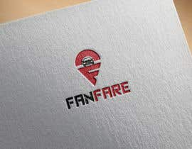 Nro 33 kilpailuun Make a logo for FanFare käyttäjältä sopnilldas1