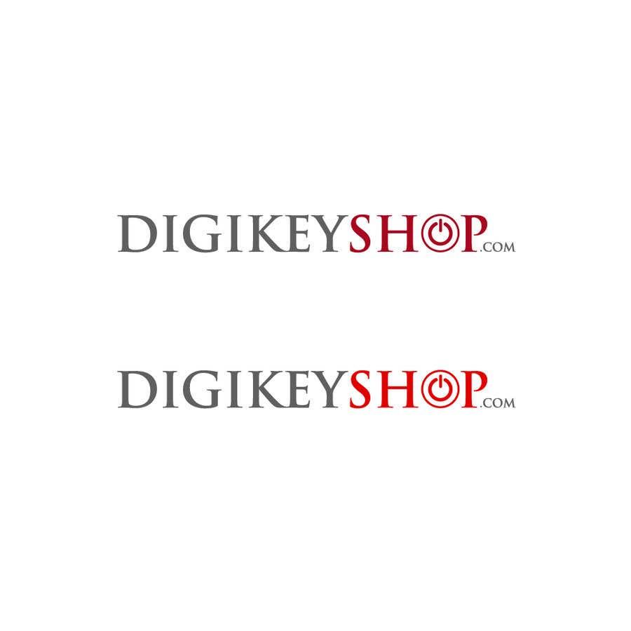 Contest Entry #99 for Logo for DigiKeyShop.com