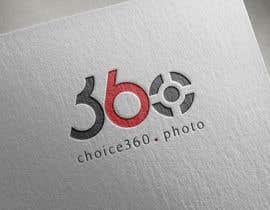 #137 for Ontwerp een Logo for www.choice360.photo by mahsanamavar