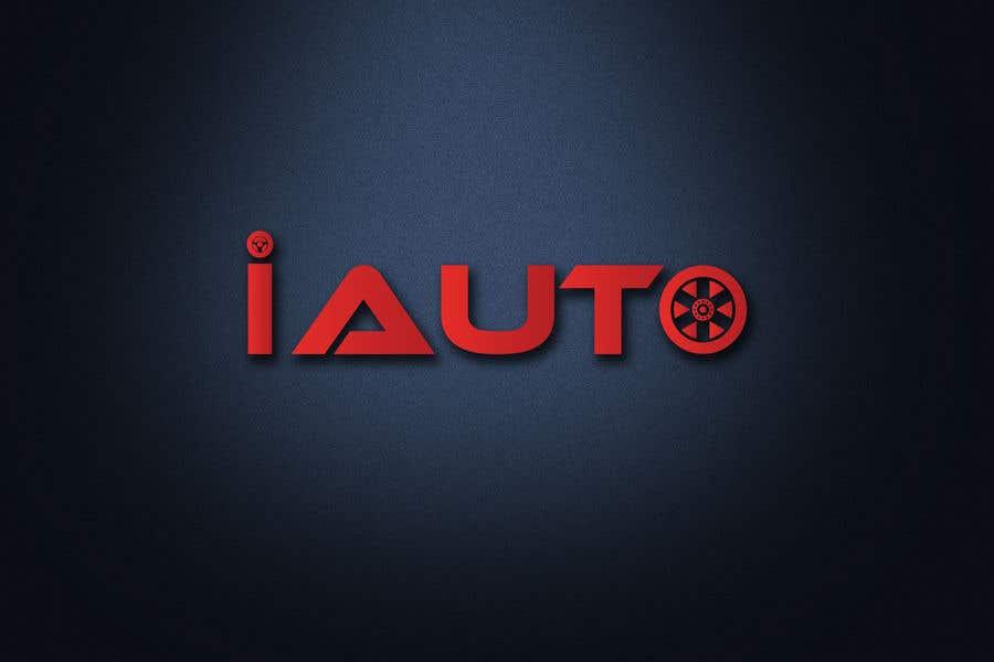 Kilpailutyö #239 kilpailussa iAuto Logo