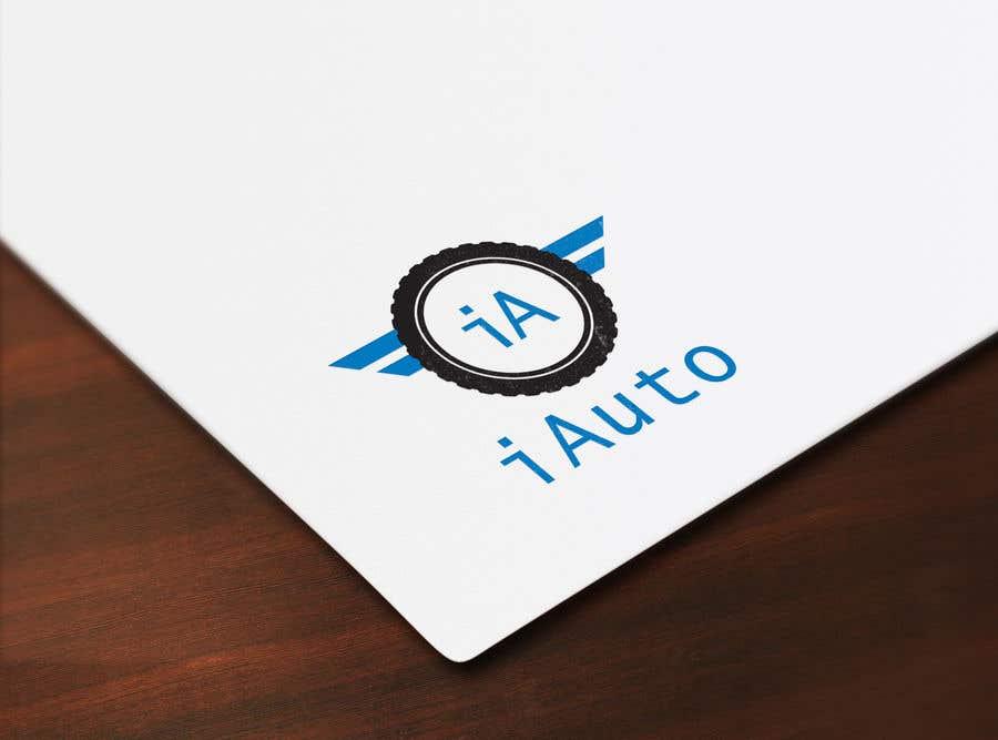 Kilpailutyö #349 kilpailussa iAuto Logo
