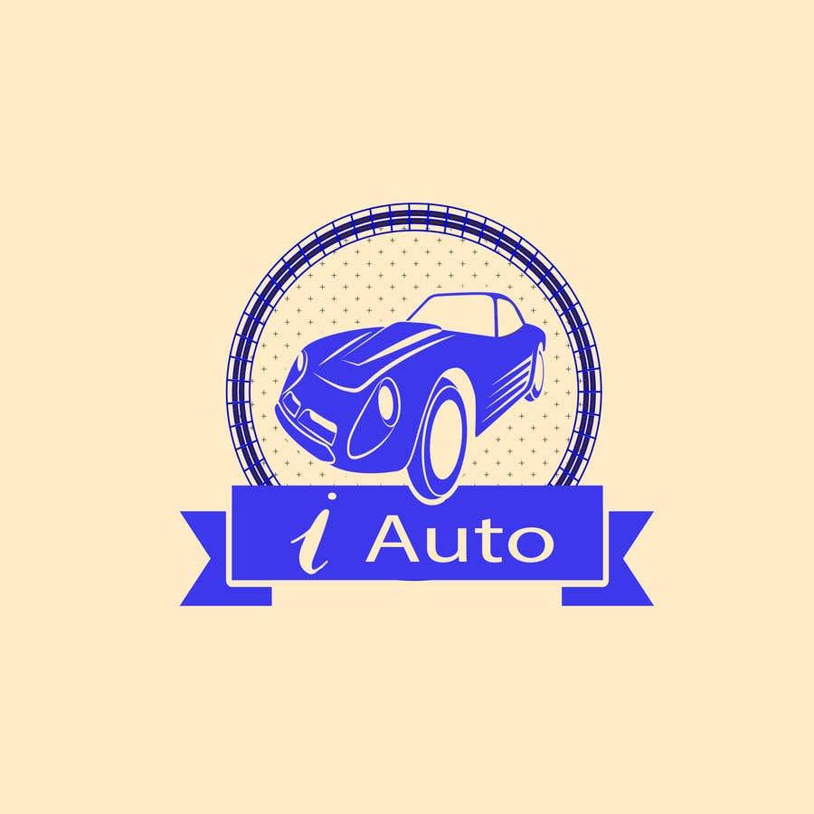Konkurrenceindlæg #332 for iAuto Logo