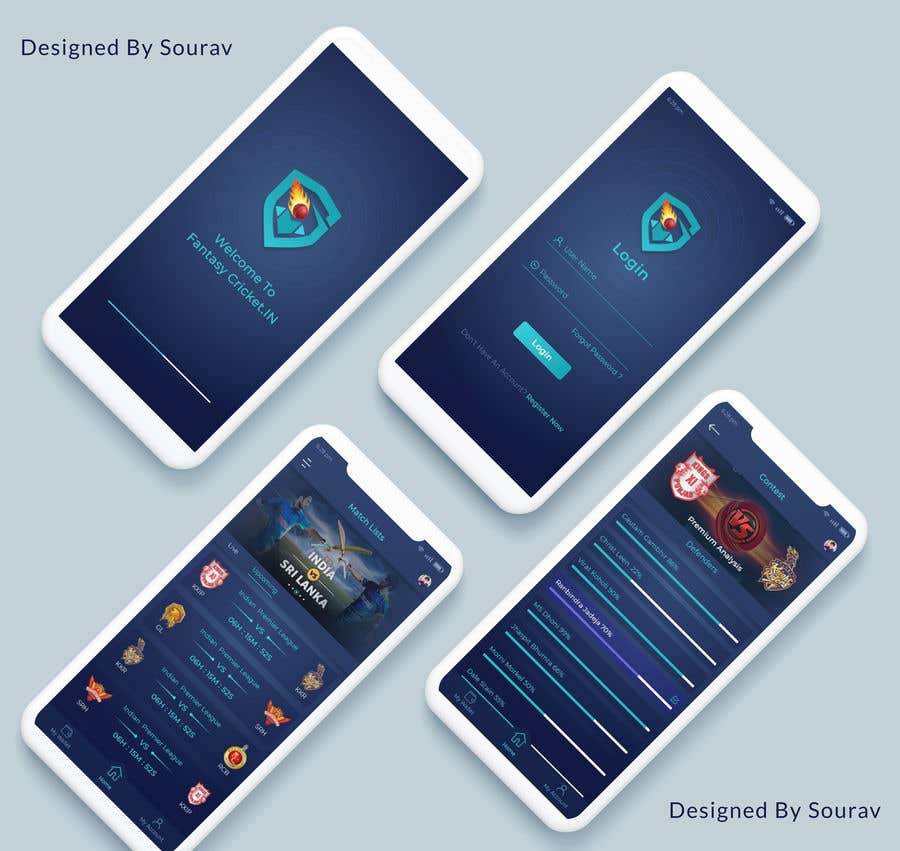 Contest Entry #5 for need design for app