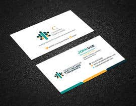 #158 for Business card af pinkyakther399