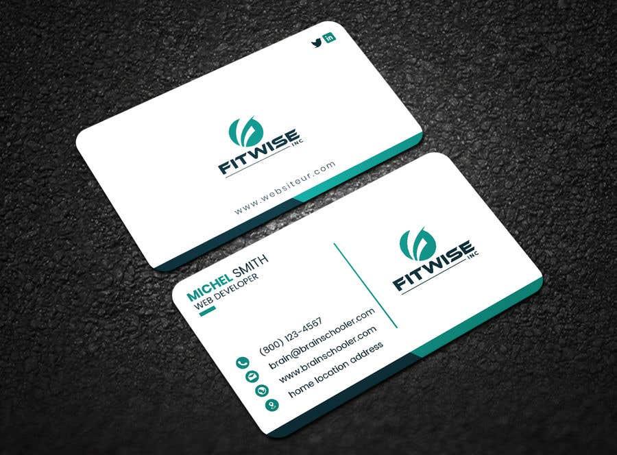 Konkurrenceindlæg #129 for Business card