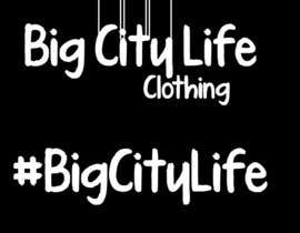 #7 for Redraw a Logo for Big City Life Clothing- Kids Online Store af girgis77