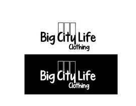 #9 for Redraw a Logo for Big City Life Clothing- Kids Online Store af riyutama