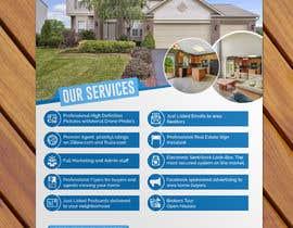 #53 untuk Custom one page Professional Brochure for Real Estate Company oleh stylishwork