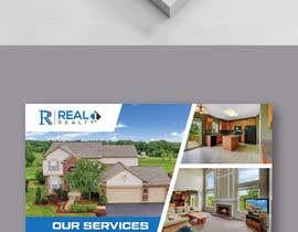 #188 untuk Custom one page Professional Brochure for Real Estate Company oleh ovizatri