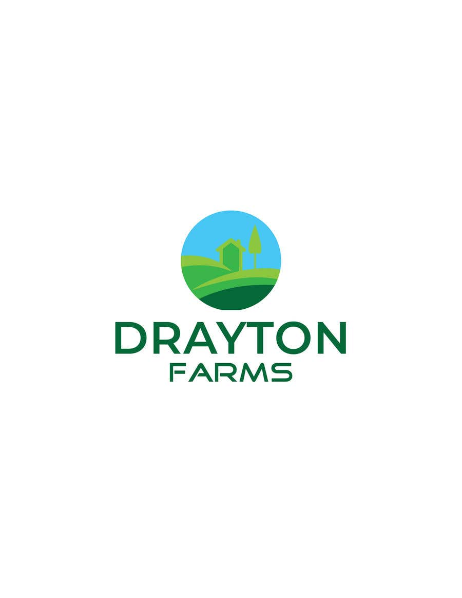 Kilpailutyö #247 kilpailussa Logo Design/Refresh for family farming business