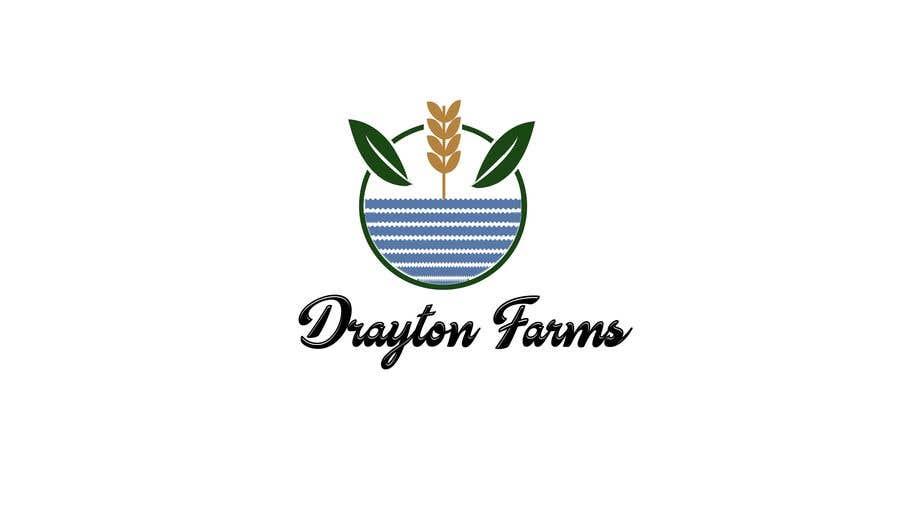 Kilpailutyö #255 kilpailussa Logo Design/Refresh for family farming business