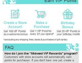 itsaleeyya tarafından Create Infographics for Loyalty Rewards Program için no 12