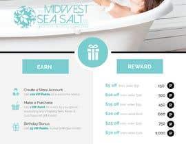 wahwaheng tarafından Create Infographics for Loyalty Rewards Program için no 16